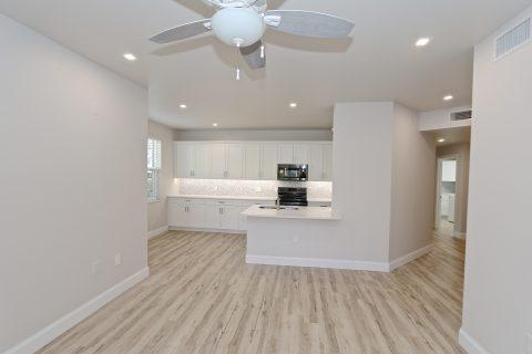 Kitchen and Bathroom Cabinets, Flooring, Tile works